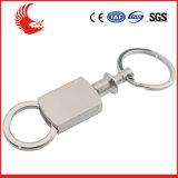 Caliente-Venta del ala única de encargo Keychain del metal del diseño