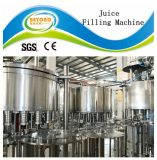 Full-Automatic 4 in-1 Pulp Fruit Juice Bottle Filling Equipment (RCGF)