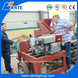 広州の半自動Concrete Interlocking Brick Making Machine Manufacture Factory