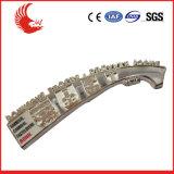 Berufsfertigung-kundenspezifisches Metallschutzkappen-Abzeichen
