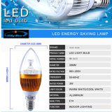 E27 3W Aluminum LED Bulb Ceiling Lamp