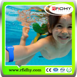 Swimming Poolのための卸し売りRFID Waterproof Silicon Wristband