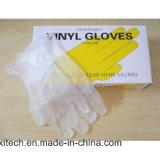 Guantes disponibles de Vinyl/PVC