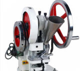 Single Punch Tablet Press, Presses à base de sucre, machine de presse à comprimé de calcium pour fabriquer une tablette ronde
