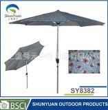 인쇄된 폴리에스테 옥외 우산 - Sy8382