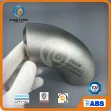 Ajustage de précision de pipe d'acier inoxydable de coude d'ASME B16.9 Ss304 90d (KT0201)