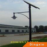 lâmpadas de rua solares do diodo emissor de luz de 8m Pólo 52W com garantia 5years