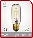 25W 40W 60W E27 B22 Vintage Antique Decorative Clear Amber Gold Tubular T45 T38 T30 T28 T20 Edison Bulb