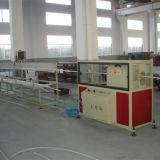 Máquina plástica da produção da extrusão da tubulação da água quente PPR