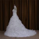 """Vestido de casamento """"sexy"""" de Organza do querido"""