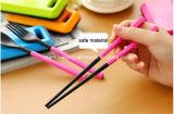 Trennbares Spoon Fork Chopsticks Plastic Cutlery Set für Travel