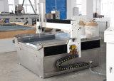 3 Mittellinien-Metall-CNC-Wasserstrahlausschnitt-Maschinen-Fassbinder-Aluminium-Bereich