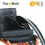 Handicapped Outdoor를 위한 알루미늄 Manual Basketball Sport Wheelchair