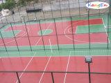 EPDM Rubber Granules für School Basketble Filed
