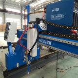 Máquina de estaca de aço do plasma do CNC de Ganty de Nakeen