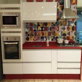 Pierre artificielle de quartz de Vanité-Top&Counter-Dessus pour la salle de bains de cuisine