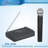 Sistema de micrófono inalámbrico VHF profesional para Karaoke KTV DJ Canal 1