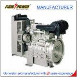 gerador Diesel silencioso de 180kw Perkins 1506A-E88tag2 para o mercado de Vietnam