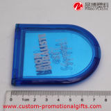 小型の一方通行のプラスチック構成ミラーの化粧品ミラー