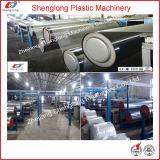 Macchina di illustrazione per fibra piana di plastica (SJ-L)