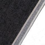 черная тяжелая ткань 2723 джинсыов Selvedge способа 14oz