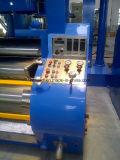 PLC Control Hydraulic Three Roll Mill com rolo especial de liga dura para tinta, pigmento, chocolate, pasta