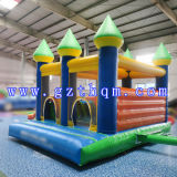 Slide/Customized Theme Inflatable Kids Bouncer House를 가진 팽창식 Bouncer House
