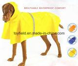 Haustier Prodduct Kleidung kleidet Coldproof wasserdichten Hunderegenmantel