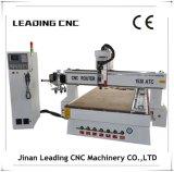 China Jinan, der CNC-Fräser mit Selbsthilfsmittel-Wechsler führt