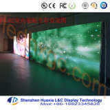 Módulo impermeável ao ar livre da tela de exposição do diodo emissor de luz da cor P10 cheia