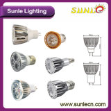 IP 65 LED Spot Light Bulb, 3W Aluminum LED Spotlight