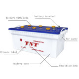 건조한 Charged Battery Storage Car Battery Auto Battery 6tn100