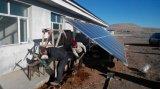 Популярно с электрической системы решетки солнечной с регулятором обязанности
