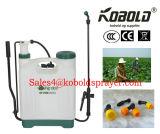 Pulvérisateur de sac à dos à haute pression de main de HDPE d'approvisionnement d'Agri du HDPE 16L
