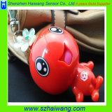 Zelf - Alarm hw-3209 van het Alarm van de Veiligheid van de defensie Mini Persoonlijk Persoonlijk Optredend