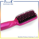 Напряжение тока гребня 110V-220V Universual раскручивателя волос функции аниона щетки волос LCD цифров защитное