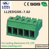 Steckbarer Verbinder der Klemmenleiste-Ll2edg-Gbm-5.08