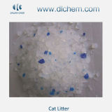 高品質の安い価格のケイ酸ゲルの水晶キャットリター