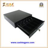 Caisse comptable lourde de tiroir d'argent comptant de tiroir manuel de grande taille d'argent comptant Mht-400