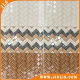 2540 Tegel van de Muur van de Badkamers van het Mozaïek van het Bouwmateriaal de Hexagonale Ceramische