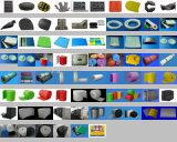 Geluiddicht Uitbreidend PE van het Polyethyleen Schuim