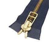 Bags를 위한 2016 5# 연달아 X Type Metal Zipper