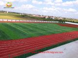 Innovadora fibra de césped de fútbol con un rendimiento excelente