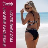 De Strandkleding en Swimwear van de Slijtage van het Strand van de vrouw (L32575)