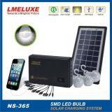 3W 재충전용 LED 태양계 빛