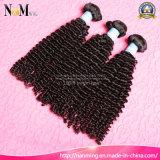 インドのバージンの毛の深い波オンライン自然なカラー自然な人間の毛髪