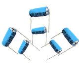 tipo axial de aluminio Tmce15-4 del condensador electrolítico de 220UF 350V