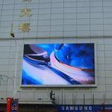 Schermo di visualizzazione esterno professionale del LED di colore completo del fornitore P10
