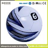 Bal van het Voetbal van het Leer van pvc de Originele Duidelijke