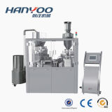 Enchimento inteiramente automático da cápsula da máquina de enchimento da cápsula Njp-400